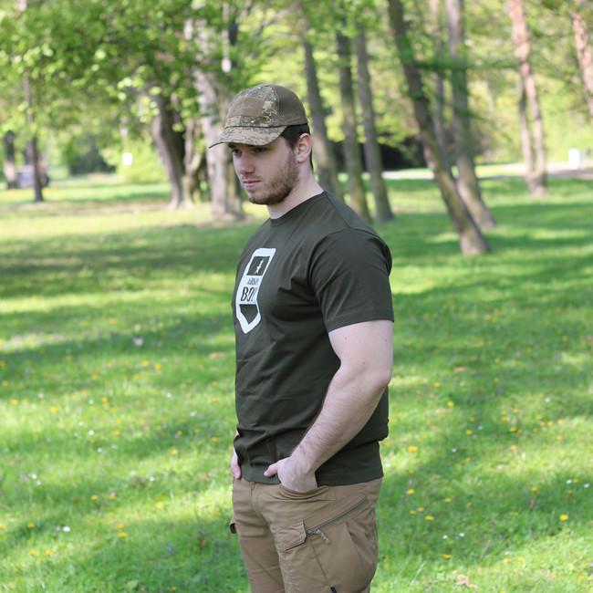 f8e34a4f2 O&T krátké tričko army boy, olivová 160g/m2 | ArmySector