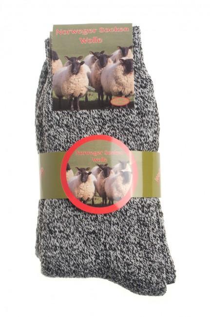 3c24c0935c2 Norské ponožky z ovčí vlny