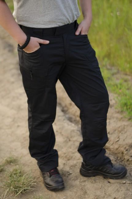 e91599809d4 Helikon Urban Tactical Rip-Stop polycotton kalhoty černé