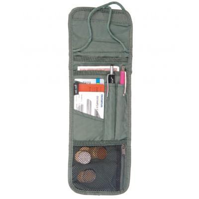 74e2172ea Mil-Tec peněženka na krk olivová   ArmySector
