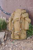 MFH BW nepromokavý batoh vzor Coyote 65L