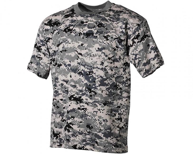 ... MFH maskáčové tričko vzor digital metro 1c6c2689ca