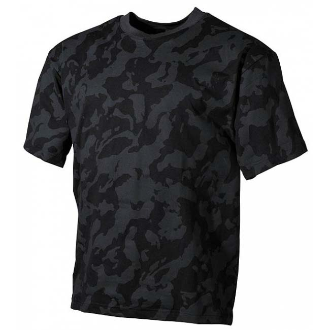 prohlíží 25 návštěvníků MFH maskáčové tričko vzor night camo 501dac70e0
