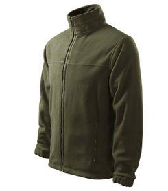 Adler flísová bunda, barva military, 280g/m2
