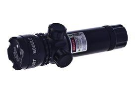 Armed Forces laserový zaměřovač na zbraň 5mW zelený
