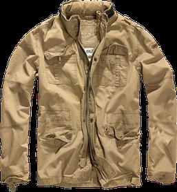 Brandit přechodná britannia bunda khaki