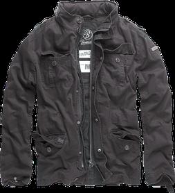 Brandit přechodná britannia bunda černá