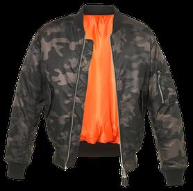 Brandit MA1 bomber pilot bunda, darkcamo