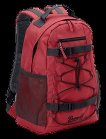Brandit Urban Cruiser batoh, červeno-černý, 20l