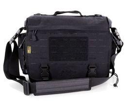 Direct Action Messneger BAG® Cordura® taška černá