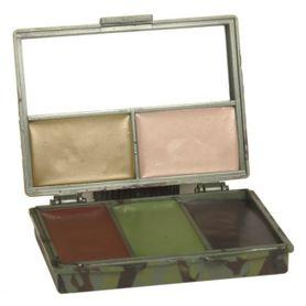 Mil-Tec barvy na obličej, 5 barev