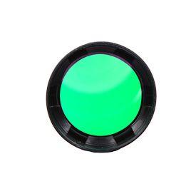 Fenix filtr pro svítilny, TK09, TK15, TK16, TK20R, zelený