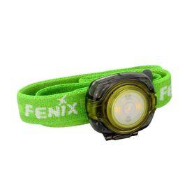 Fenix mini čelovka HL05, 8 lumen, zelená