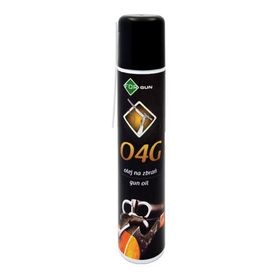 For outdoor O4G olej na pistole, 200 ml