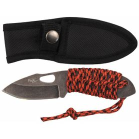 Fox Outdoor celokovový nůž, Redrope malý