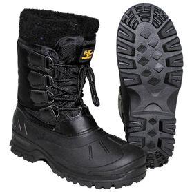 Fox Thermo trekingová zateplená obuv, černá