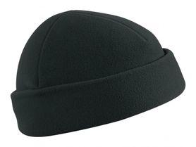 Helikon flísová čepice, černá