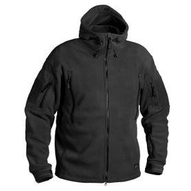 Fleece bunda Helikon Patriot, černá