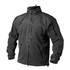 Helikon-Tex Classic Army bunda flísová  černá, 300g/m2