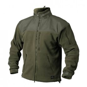 Helikon-Tex Classic Army bunda flísová  olivová, 300g/m2