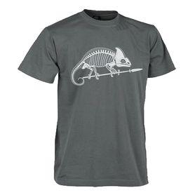 Helikon-Tex krátké tričko chameleon šedé