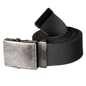 Helikon-Tex pásek s kovovou sponou černý 4cm