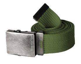Helikon-Tex pásek s kovovou sponou olivový 4cm