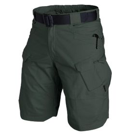 "Helikon Urban Tactical Rip-Stop 11"" šortky polycotton jungle green"