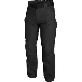 Helikon Urban Tactical Rip-Stop polycotton kalhoty černé