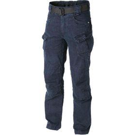 Helikon Urban Tactical kalhoty denim blue jeans