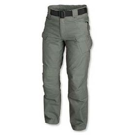 Helikon Urban Tactical Rip-Stop polycotton kalhoty Olive drab