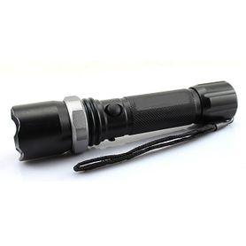 Swat First nabíjecí baterka 3W zoom LED
