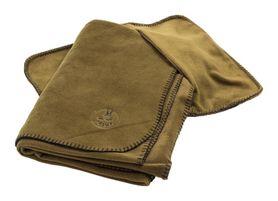 M-Tramp deka / polštář, olivový