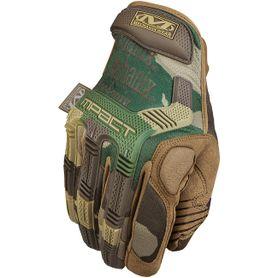 Mechanix M-Pact rukavice protinárazové woodland camo