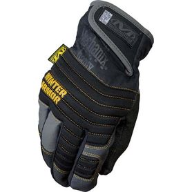 Mechanix Winter Impact rukavice černé