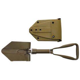 MFH 3 dílna skládací BW lopatka celokovová s pouzdrem