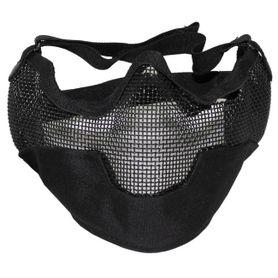 MFH Airsoft maska na obličej, černá