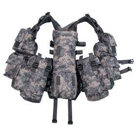 MFH Bags taktická vesta, AT-digital