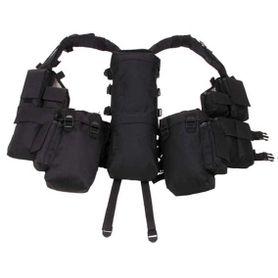 MFH Bags taktická vesta, černá