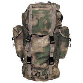 MFH BW nepromokavý batoh vzor HDT-camo FG 65L