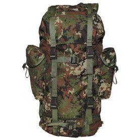 MFH BW nepromokavý batoh vzor Vegetato  65L
