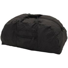 MFH cestovní skládací taška, černá