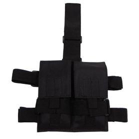 MFH DBL stehenná sumka - pouzdro na zásobník, černá