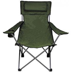MFH Delux rybářská židle, olivová