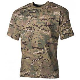 MFH dětské tričko vzor operation camo, 160g/m2