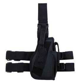 MFH Easy stehenní pravostranné pouzdro na zbraň, černé