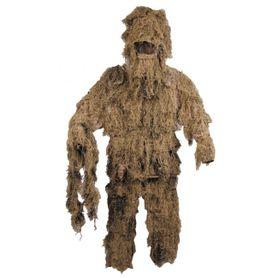 MFH Ghillie Suit maskovací komplet, desert