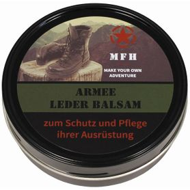 MFH Army krém na obuv bezbarevný 150 ml