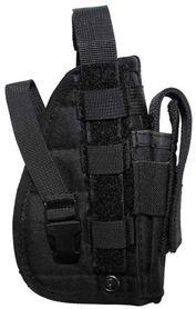 MFH Molle opaskové pouzdro na zbraň, černé