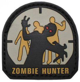 MFH nášivka 3D zombie hunter